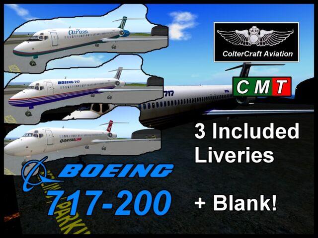 File:Boeing 717-200 (Coltercraft) default liveries.jpg