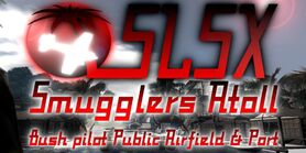 Smugglers Public Airport Logo
