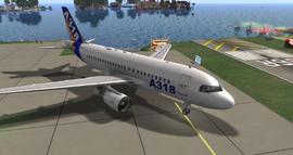 Airbus A318 (Dani)