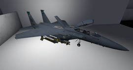 F-15E Strike Eagle (AMOK) 1