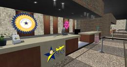 Cheerport Intermodal check-in desks (11-14)