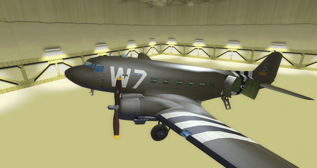 File:Douglas C-47 (Adventure Air) 1.png