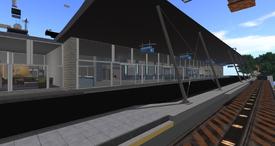 West Nautilus terminal exterior, looking NE (03-15)