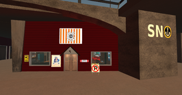 Virtual Coast Guard Sletta Station