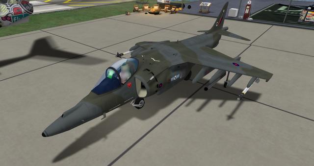 File:BAE Harrier II GR7 (AMOK).png