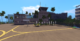 Viala Town Airport4