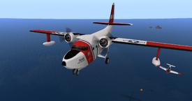 Grumman HU-16 Albatross (AMOK) 4