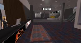 Grenadier terminal ground floor, looking East (11-15)