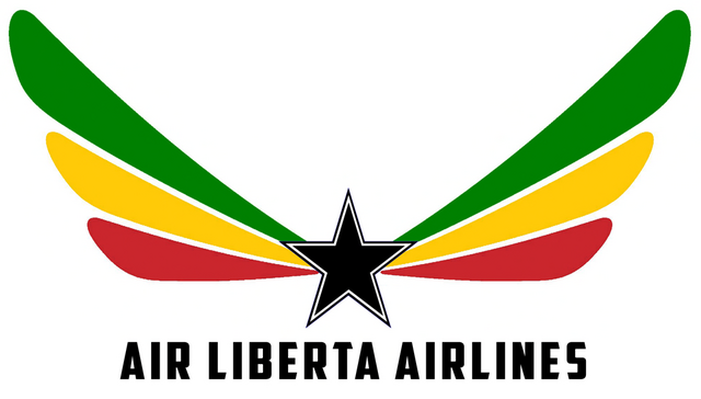 File:Air Liberta Logo (wings).png