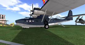 Consolidated PBY-6A Catalina (Shana Carpool) (1)