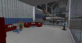 Blue Sky Aviation Terminal Int, looking NW (01-15)