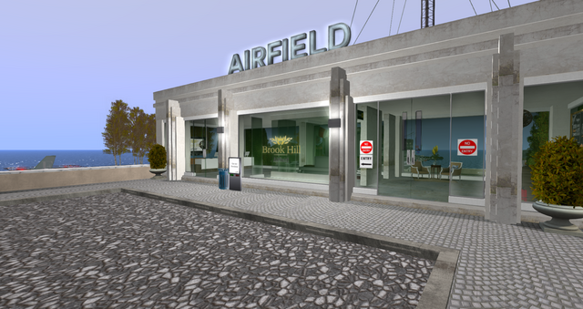 File:Brook Hill Airfield Terminal, looking SE (10-14).png