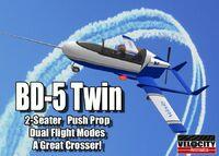 BD-5 Twin