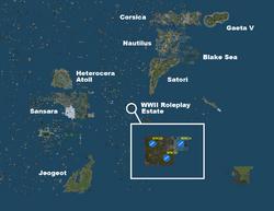 WW2 SL-Map