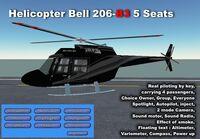Bell 206-B3 Variant (Apolon) Promo