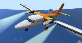 "DHC-6 ""Twin Otter"" -X-clusive Airways- (Adventure Air)"