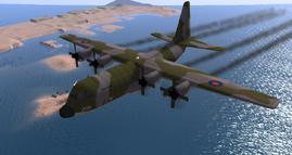 Lockheed C-130 Hercules (Fastronnix) 1