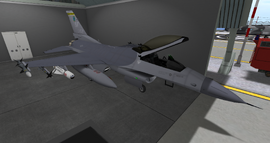 F-16 Fighting Falcon (=TBM=) 1