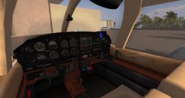 Piper PA-28 Cherokee (Laminar) 1