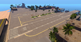 Viala Town Airport3