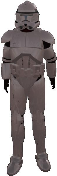 Newbie Clone Armor Set Editted