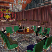 Neufreistadter Rathaus- Sixth Representative Assembly Term - Inaugural Session