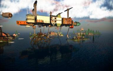 Caledon steamcity