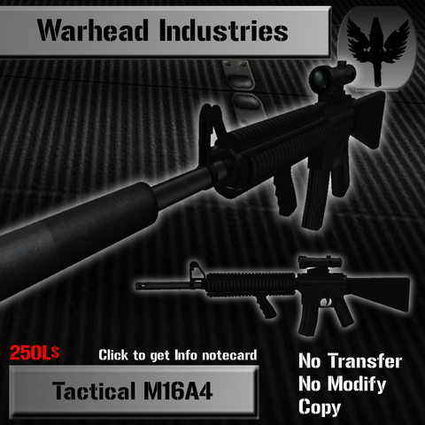 File:Warhead Industries Tactical M16A4.png