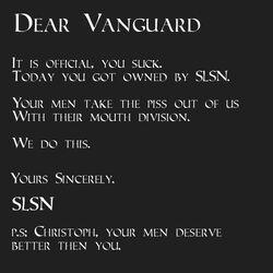 Dearvanguard