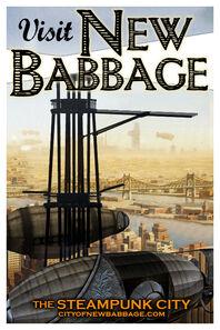 Visit New Babbage
