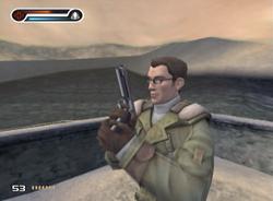 Soviet Pistol 3rd Person