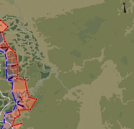 Central German Front March 1 1945