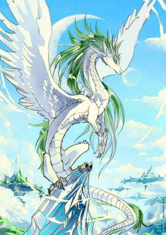 File:White dragon by anhellica-d38k8ea.jpg