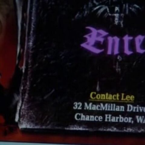 Lee's Address