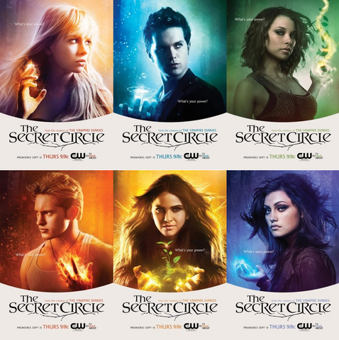 File:Secret Circle Characters Poster.png