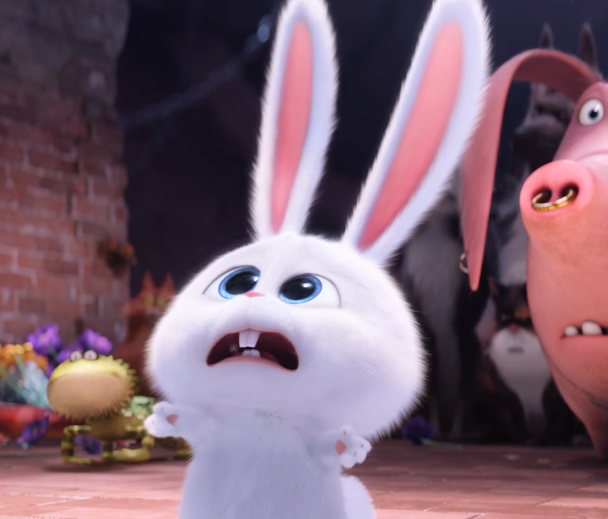 Snowball The Secret Life Of Pets Wiki Fandom Powered By Wikia