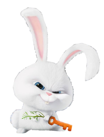 image   snowball bunny png the secret life of pets wiki