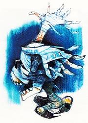 Skullclaw (Concept Art)