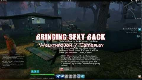 The Secret World - Bringing Sexy Back