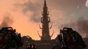 Terraforming Tower