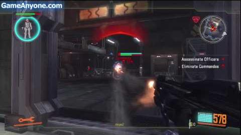 Section 8 PS3 HD - Hard - 05 - Stormfront Part 3 3