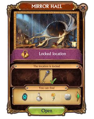 MirrorHall-Unlocking