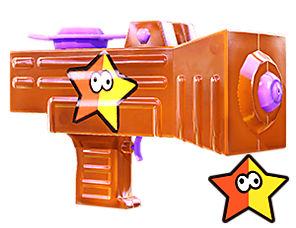 Custom Splattershot Jr. HQ