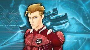 Hot Wheels - Battle Force Five Title Sequence