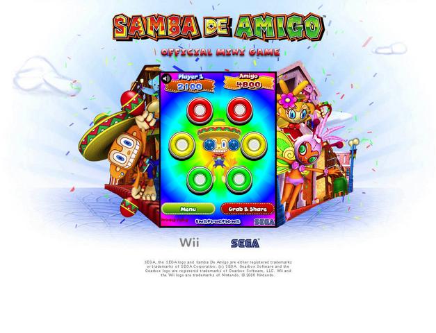 File:Samba de Amigo Wii minigame.png