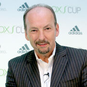 Peter Moore at Xbox Cup 2006