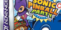 Sonic Pinball Party