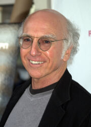 Larry David at the 2009 Tribeca Film Festival 2