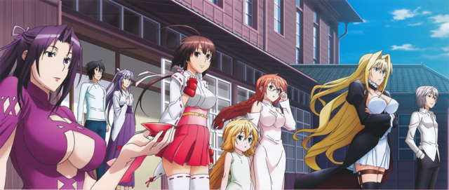 File:Sekirei Pure Engagement Wallpaper.png