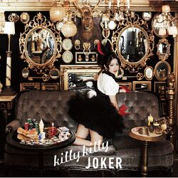 CD killykillyJOKER Regular